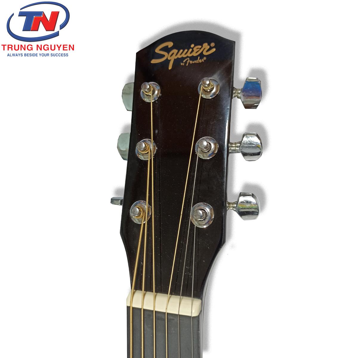 Đàn Guitar Fender Squier SA-105CE. Nhạc cụ Trung Nguyên|Chuyên Nhạc cụ