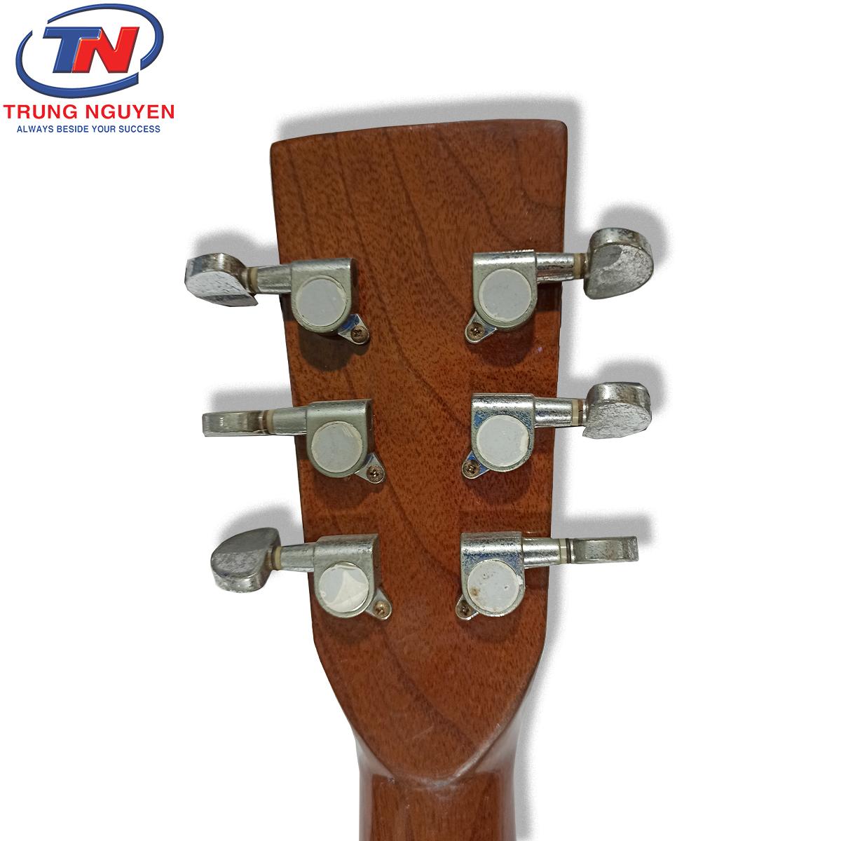 Đàn guitar Việt Nam gỗ cao cấp. Nhạc cụ Trung Nguyên|Chuyên Nhạc cụ