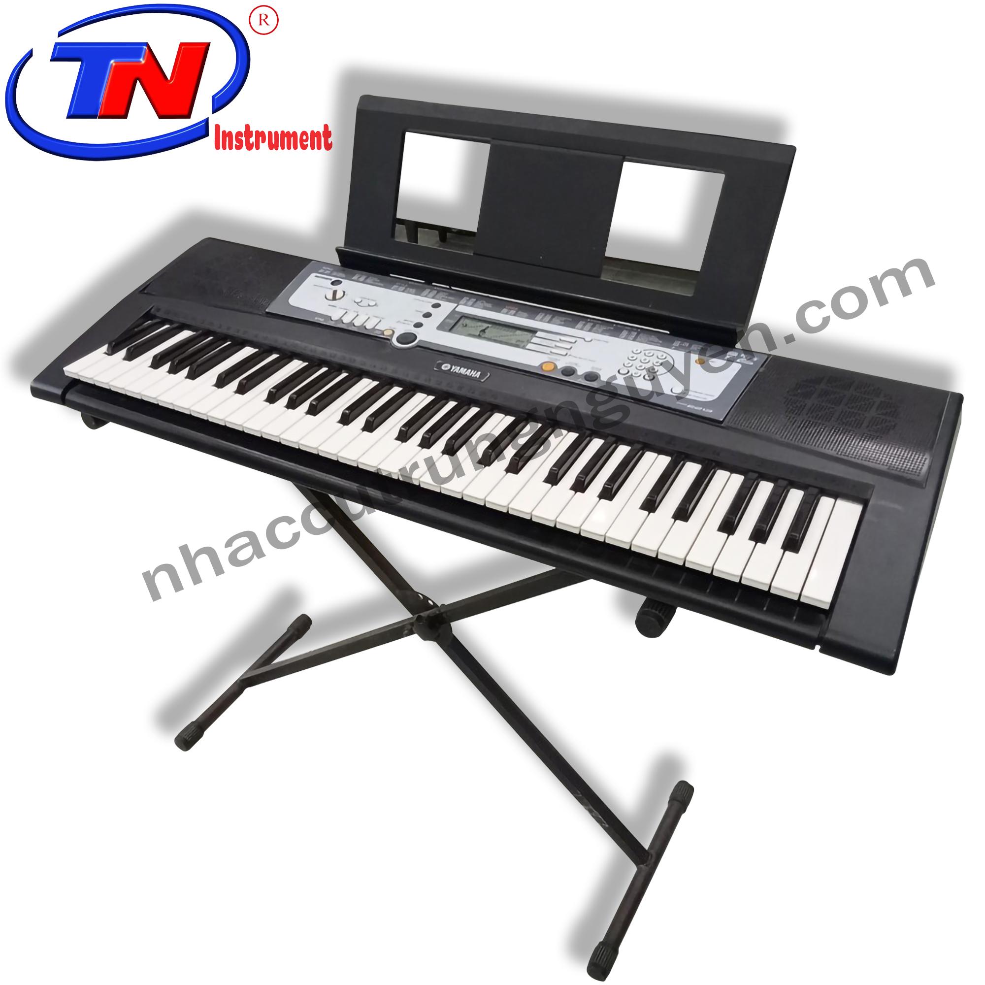 Đàn Organ Yamaha PSR - E213 Thanh Lý Giá Tốt