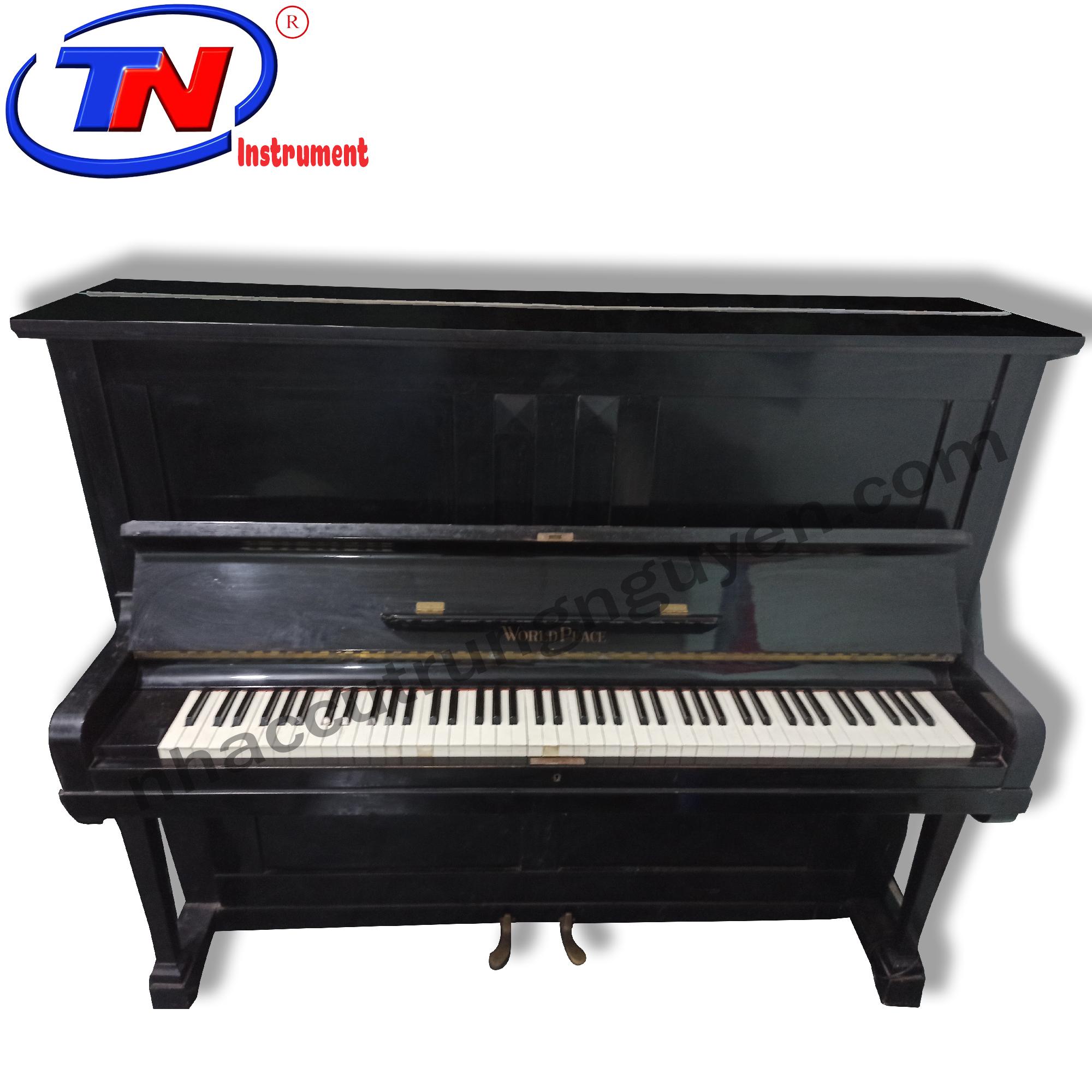 Đàn Piano cơ Worldplace thanh lý giá tốt