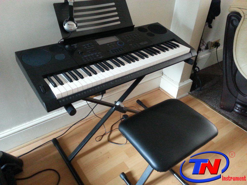 Đàn Organ Casio CTK-6200. Nhạc cụ Trung Nguyên Chuyên Nhạc cụ