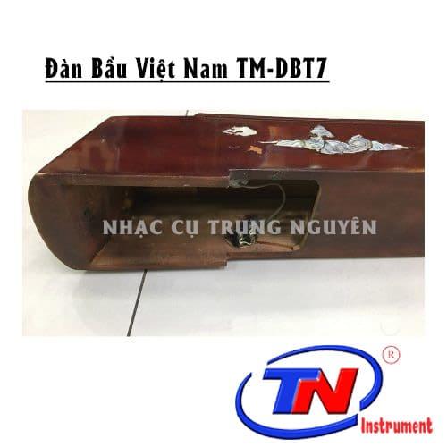 Đàn Bầu Việt Nam TM-DBT7. Nhạc cụ Trung Nguyên Chuyên Nhạc cụ