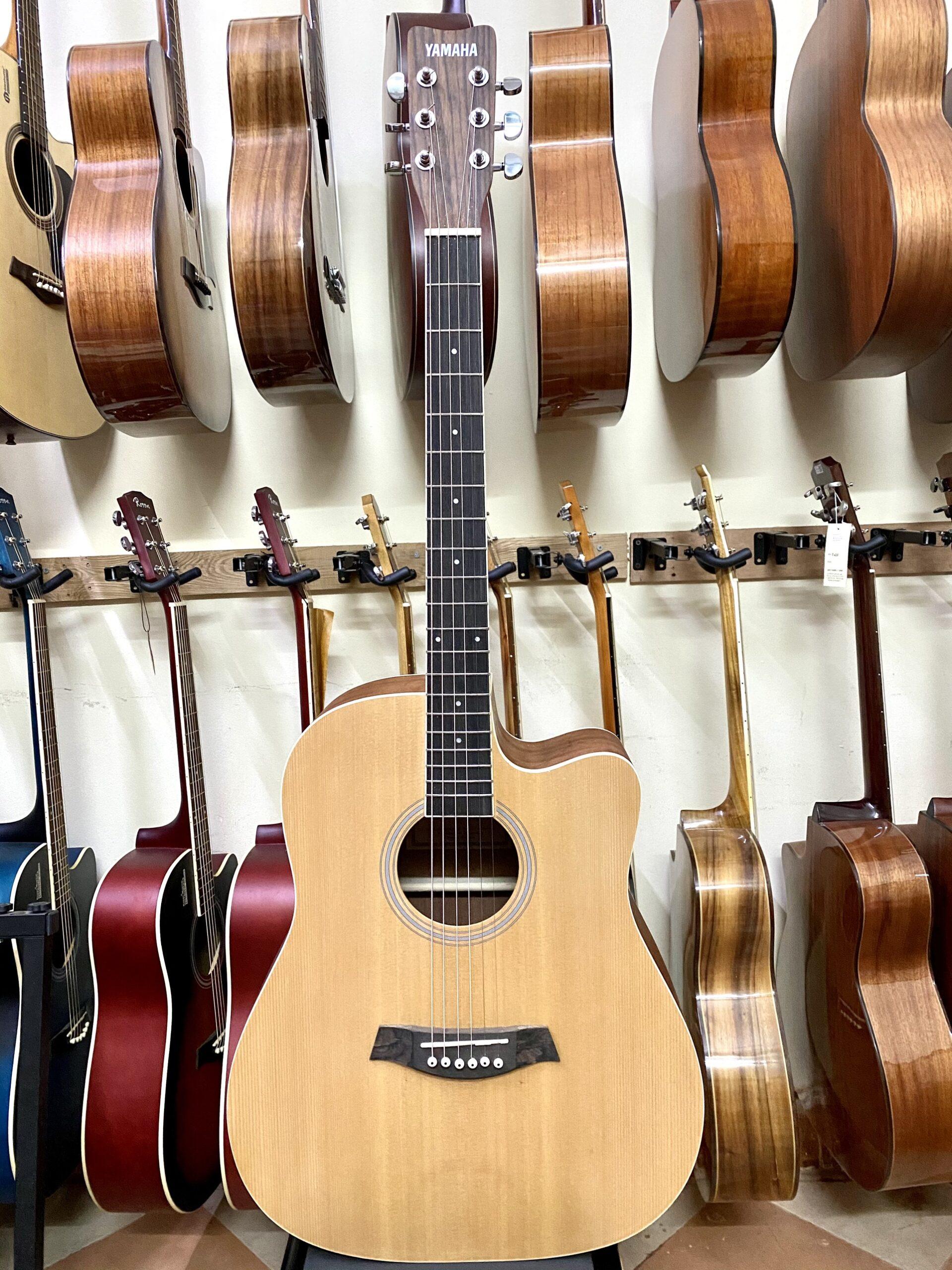 Đàn guitar yamaha f3000