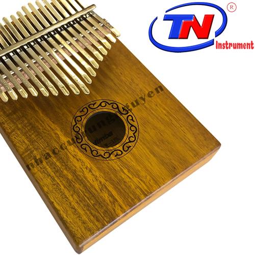 ĐÀN KALIMBA W-17K GỖ KOA. Nhạc cụ Trung Nguyên|Chuyên Nhạc cụ