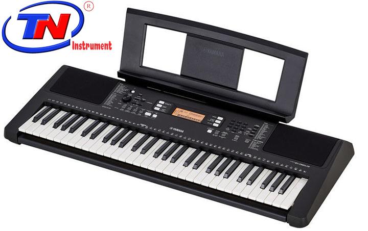 Đàn Organ Yamaha PSR E363. Nhạc cụ Trung Nguyên Chuyên Nhạc cụ