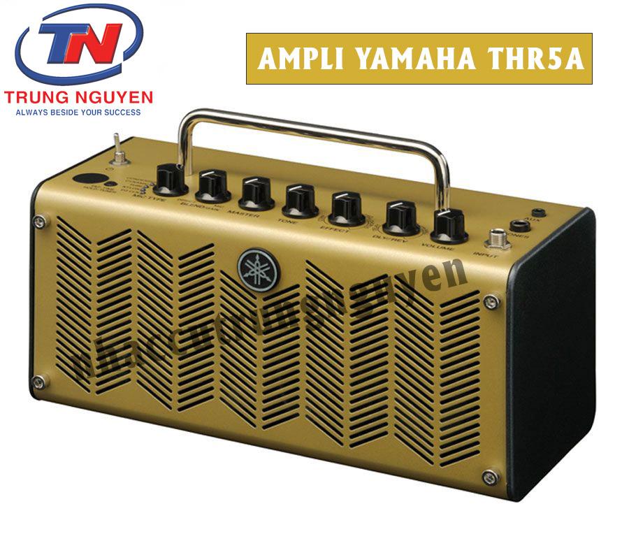 AMPLI YAMAHA THR5A. Nhạc cụ Trung Nguyên|Chuyên Nhạc cụ.