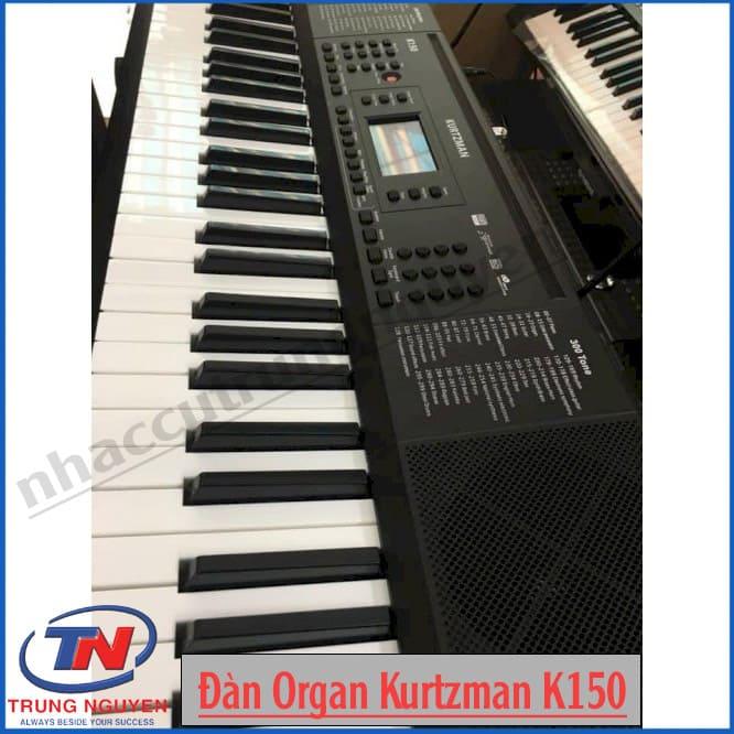 Đàn Organ Kurtzman K150. Nhạc cụ Trung Nguyên Chuyên Nhạc cụ