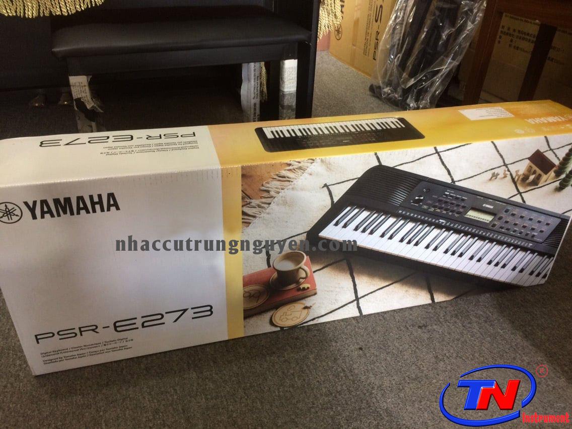 ĐÀN ORGAN YAMAHA PSR E273. Nhạc cụ Trung Nguyên|Nhạc cụ, phụ kiện