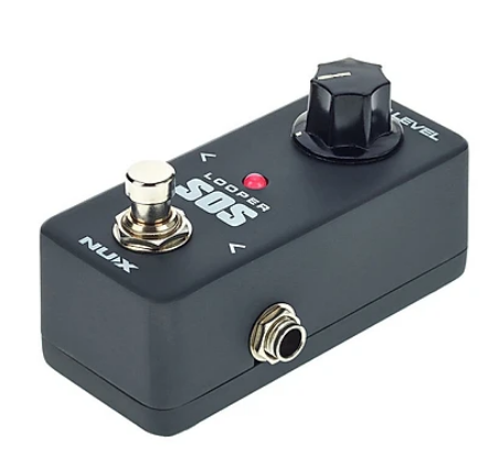 Phơ Guitar Nux SOS Loop Looper Mini Pedal FLP-2